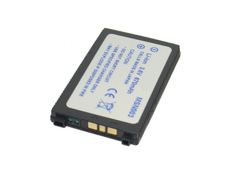 Replacement for SONY ERICSSON F, J, K, T, Z Seres Mobile Phone Battery