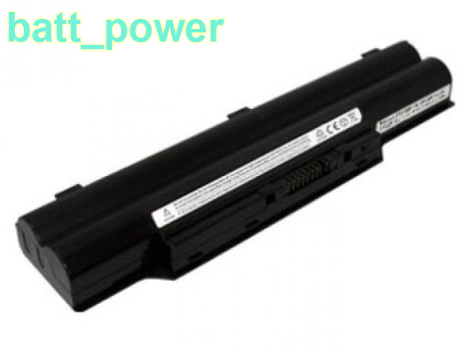 6 Cell Battery For Fujitsu Lifebook Sh762 E Lifebook Sh771