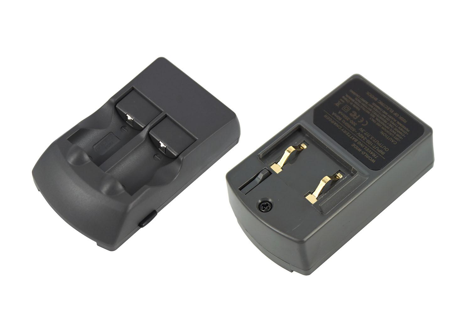 battery charger for fujifilm cr2 dlcr2 instax mini 55 50. Black Bedroom Furniture Sets. Home Design Ideas