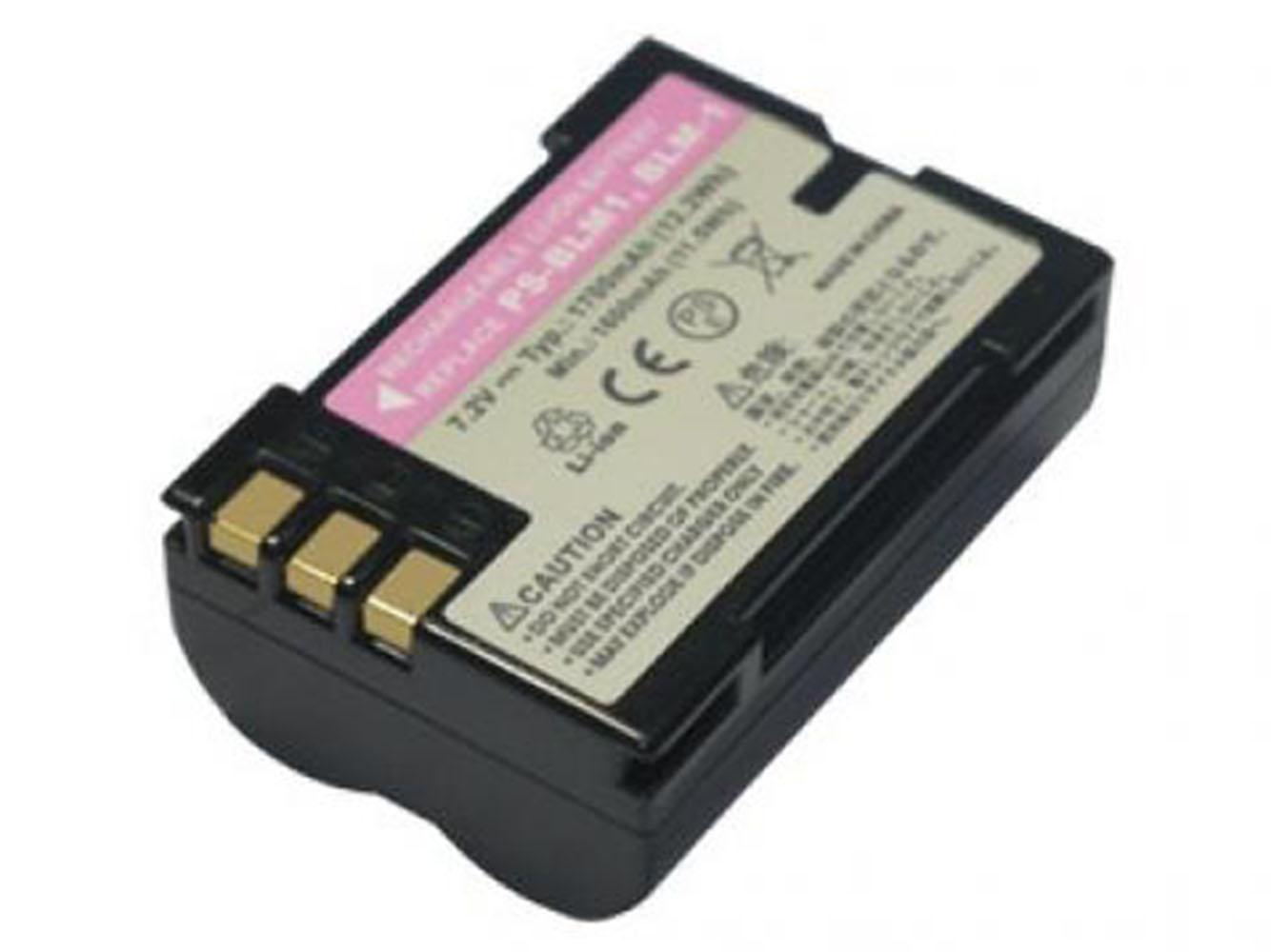 1700mah batería para olympus c-7070 Wide zoom EVOLT e-300 e-30 e-1