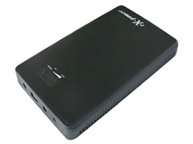 6800mAh 75Wh External Battery Pack for Laptop