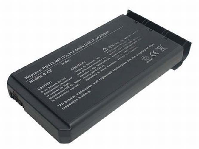 9 6v ni mh battery for dell m5701 p5413 inspiron 1000 inspiron 2200 rh ebay com Manual Book Owner's Manual
